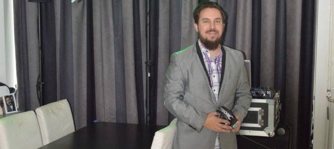 Peter van Embden, eigenaar Moqua Entertainment