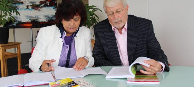 Ans Anthonio, mede eigenaar van Anent