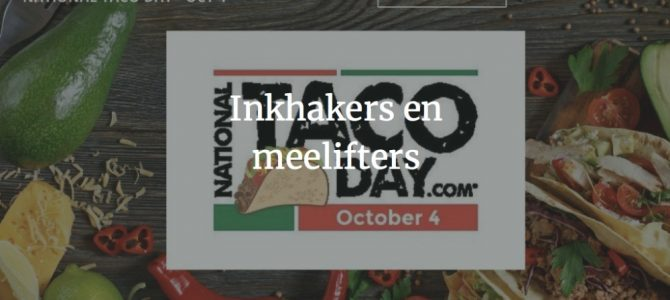 Inhakers en meelifters